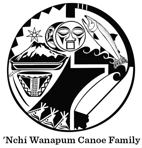 Event Partner, The Warm Springs ('Nchi Wanapum) Canoe Project is for Native American youth of the Warm Springs Indian Reservation