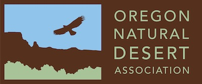 Event Sponsor, Oregon Natural Desert Association