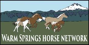 Raffle Package Sponsor, Warm Springs Horse Network