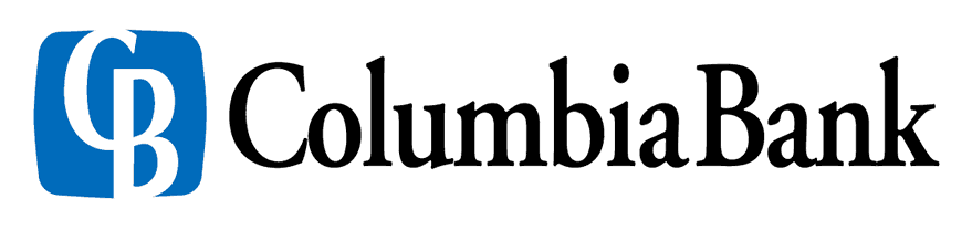 Event Sponsor, Columbia Bank