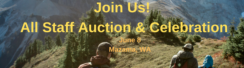 Mazama All Staff Auction